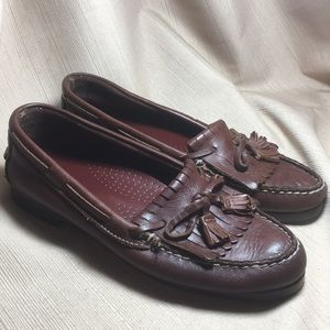 Dexter leather loafers